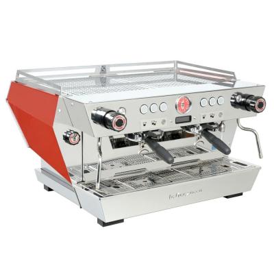 La Marzocco KB90 Professional Traditional Espresso Machine 2 Group Angled
