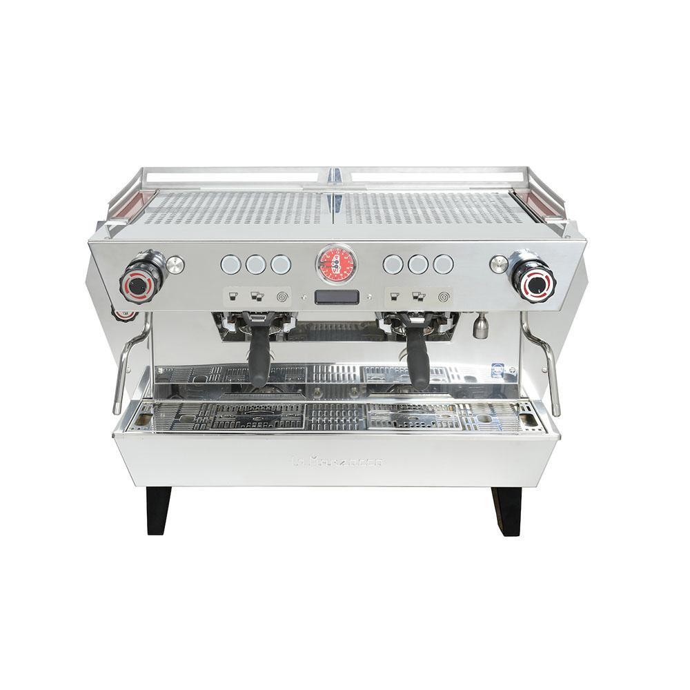 La Marzocco KB90 Professional Traditional Espresso Machine 2 Group Front