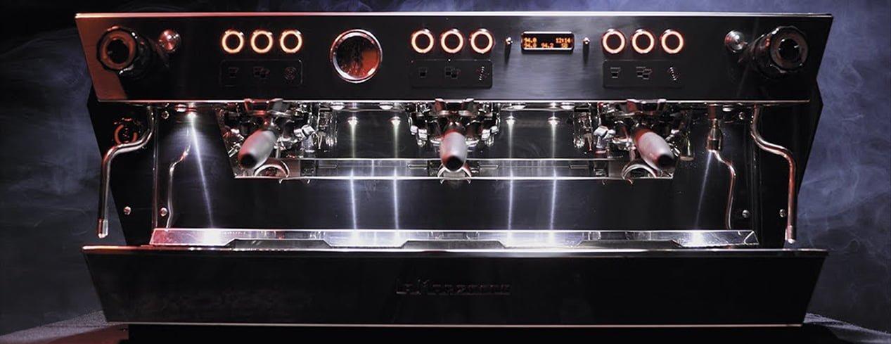 La Marzocco KB90 Professional Traditional Espresso Machine Black Coffee Shop