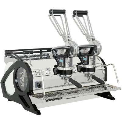 La Marzocco Leva S Analog Professional Espresso Machine 2 Group Front
