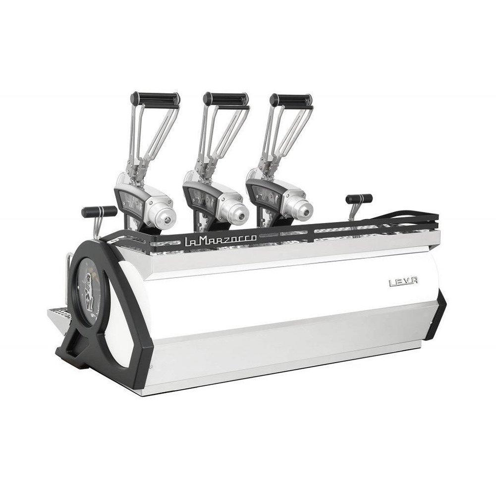 La Marzocco Leva S Analog Professional Espresso Machine 3 Group Back