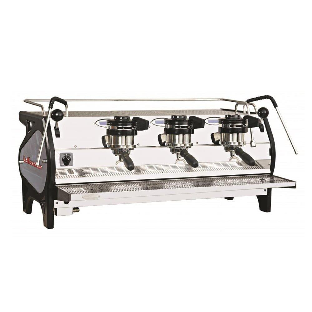 La Marzocco Leva X Manual Lever Operated Professional Coffee Machine 3 Group