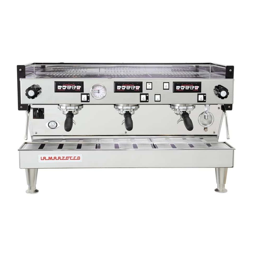 La Marzocco Linea Classic Professional Traditional Espresso Machine 3 Group Legs