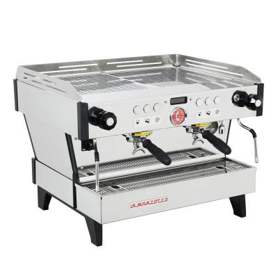 La Marzocco Linea PB Professional Traditional Espresso Machine 2 Group Angled