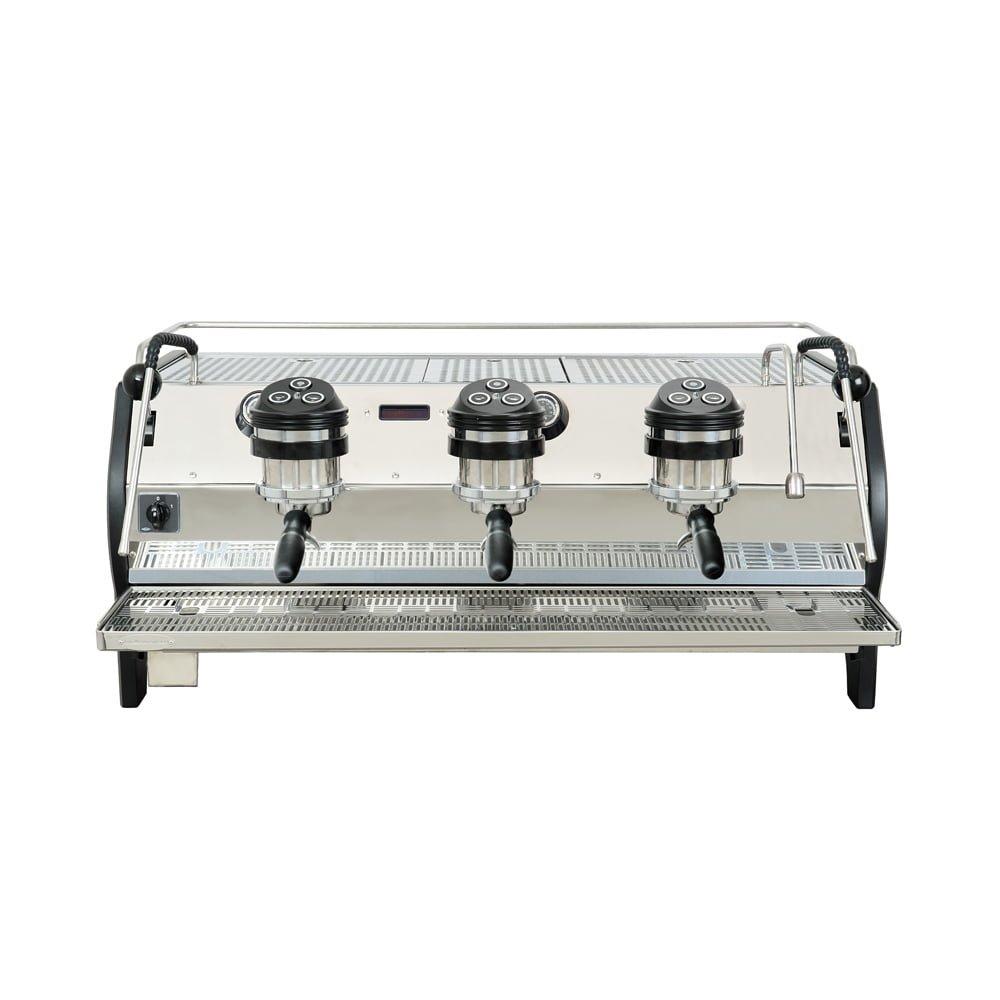 La Marzocco Strada AV Professional Traditional Espresso Machine 3 Group Front