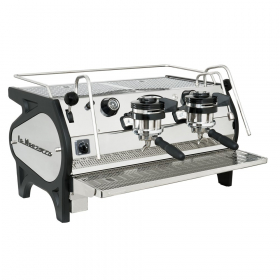 La Marzocco Strada EE Traditional Espresso Machine 2 Group Front Angled