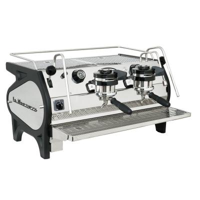 La Marzocco Strada EE Traditional Espresso Machine 2 Group Front Angled