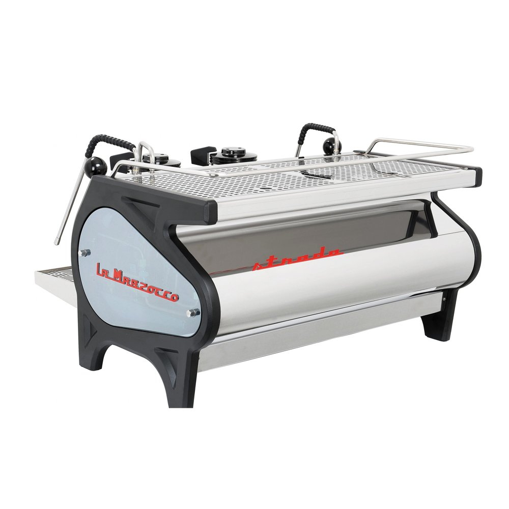La Marzocco Strada EP Commercial Traditional Espresso Machine 2 Group Back