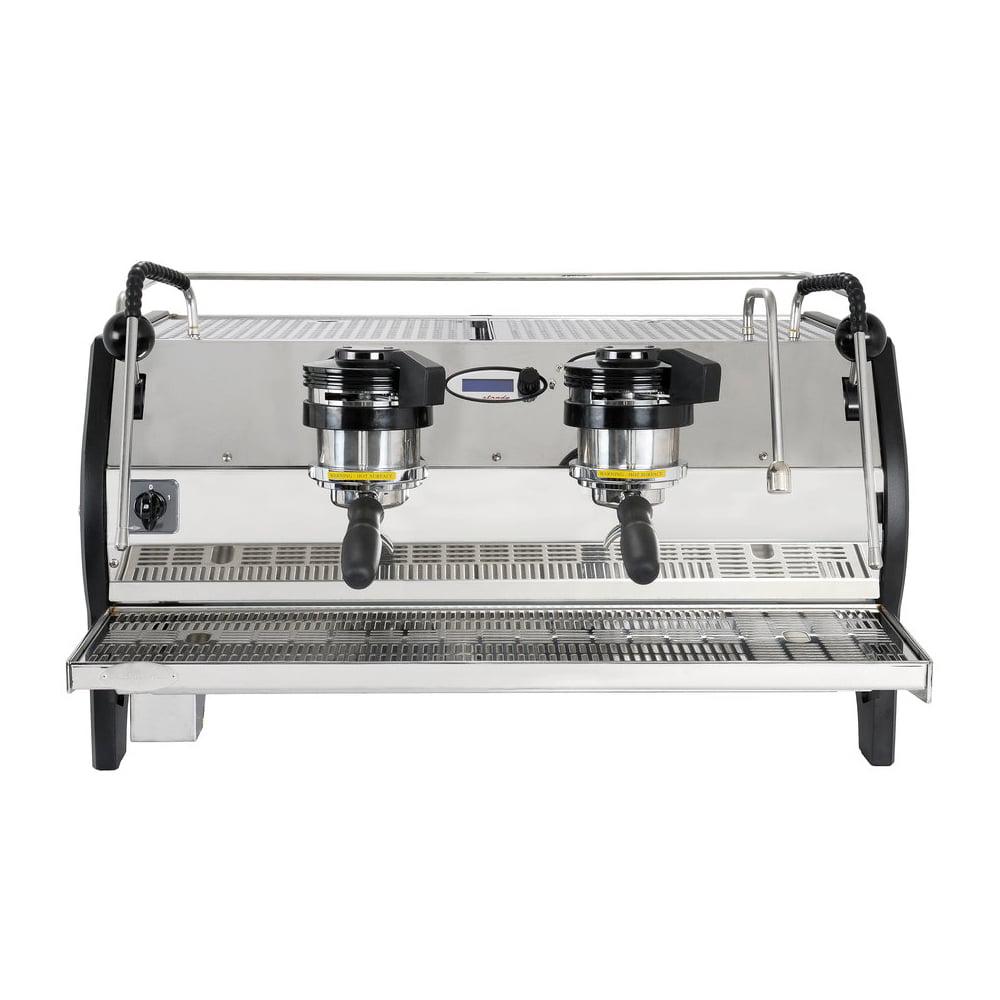 La Marzocco Strada EP Commercial Traditional Espresso Machine 2 Group Front