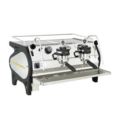 La Marzocco Strada MP Professional Traditional Espresso Machine 2 Group Angled