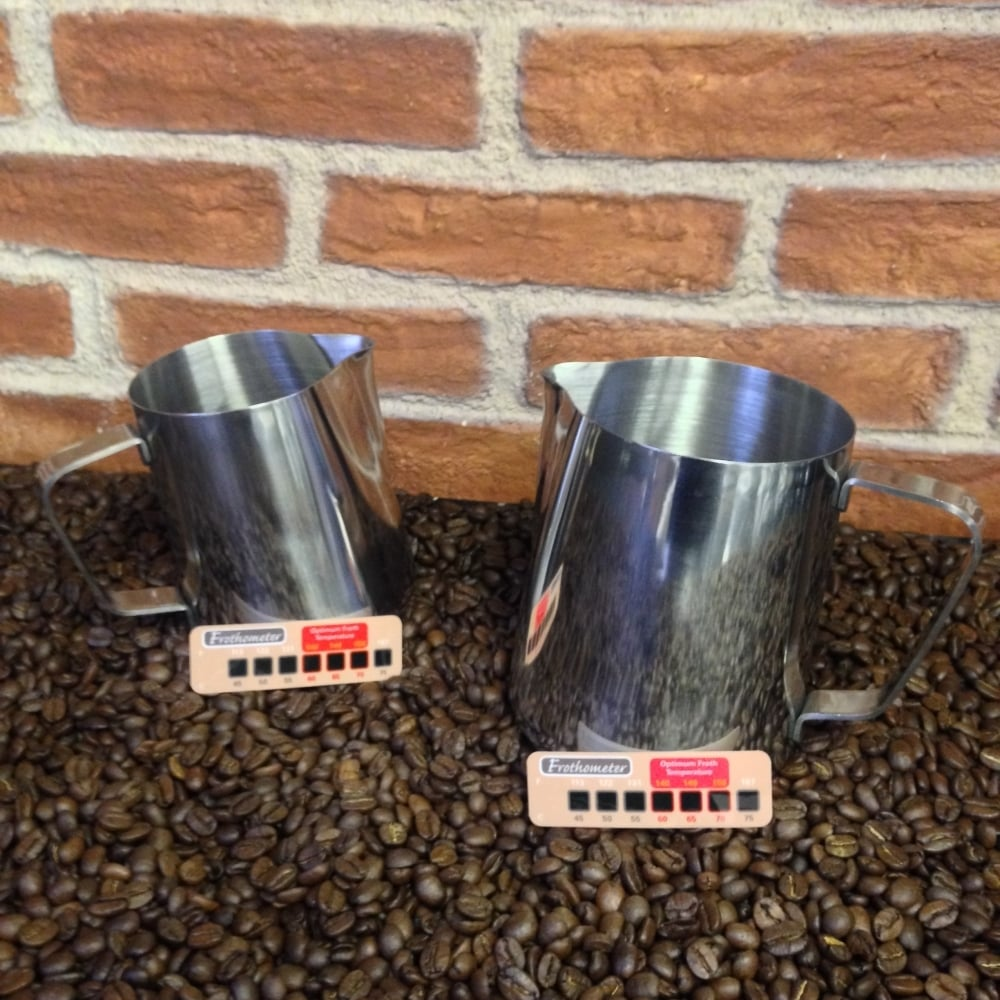 Layman Barista Pack Coffee Commercial Milk Jugs