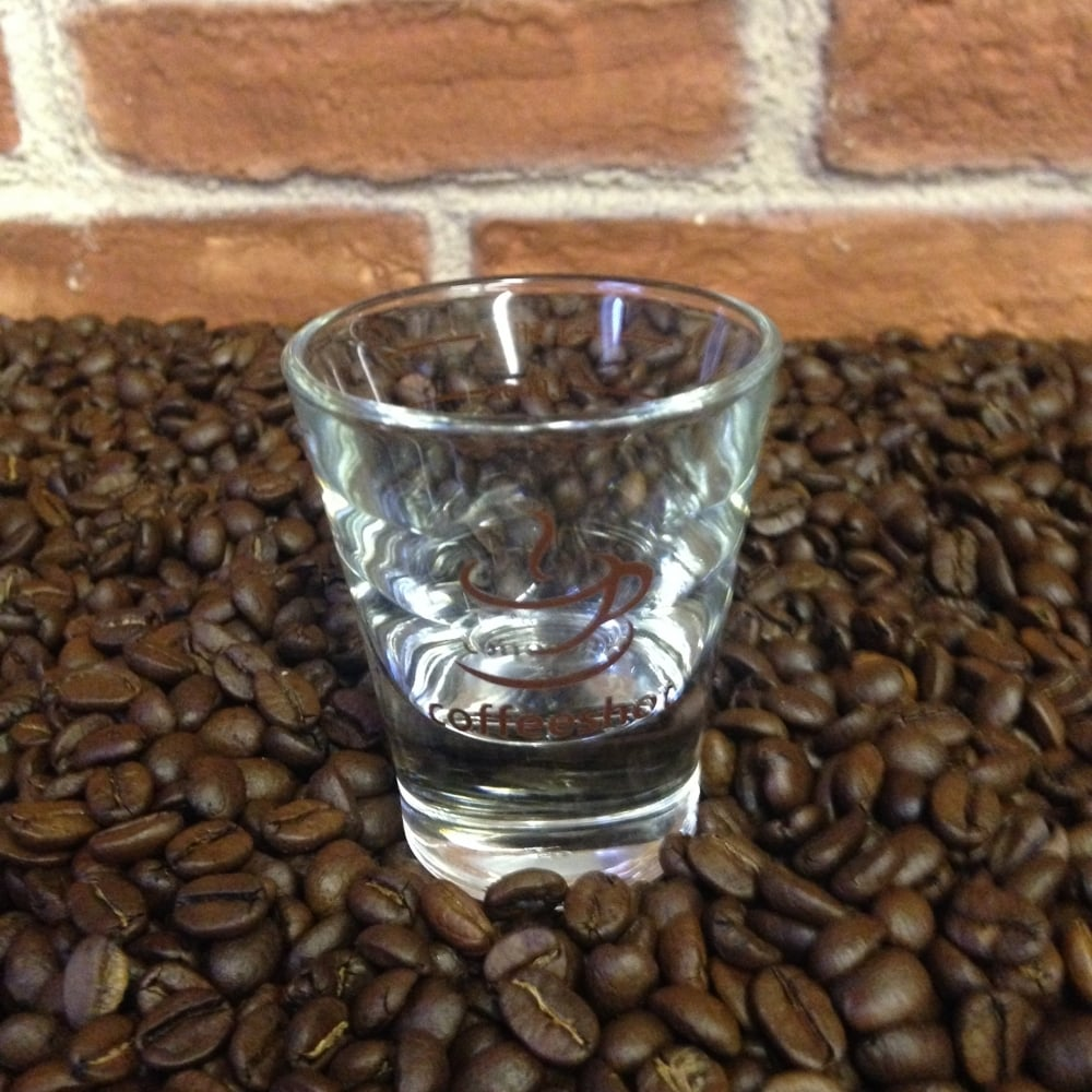 Layman Barista Pack Coffee Espresso Shot Glass