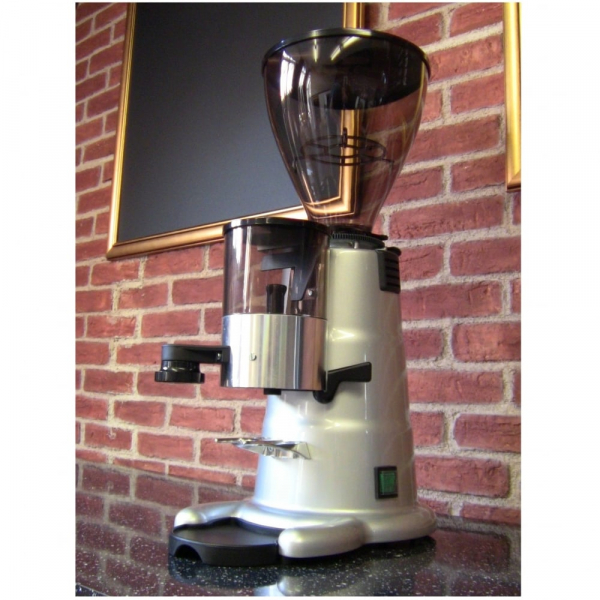 MACAP M7K Automatic Coffee Grinder Side