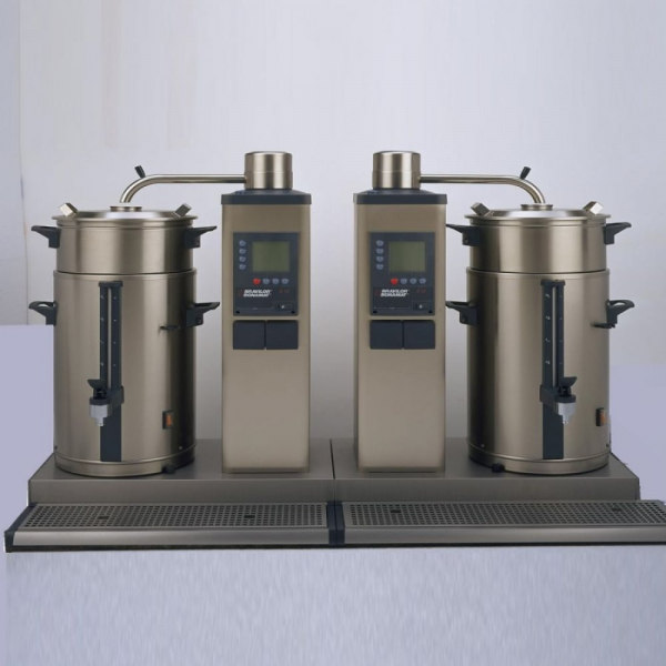 Two Commercial Bulk Coffee Brewer 10 Litres