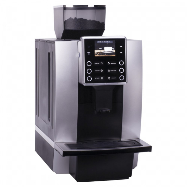 WMF 1100s Professional Bean to Cup Coffee Machine Angled
