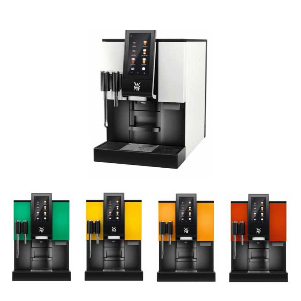 WMF 1100s Professional Bean to Cup Coffee Machine Coloured Options