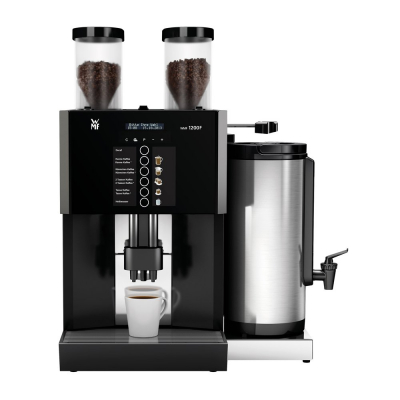 WMF 1200F Professional Bean to Cup Coffee Machine