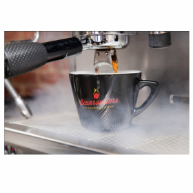 Beanroaster Branded Coffee Cup