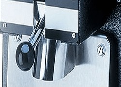 Ditting KR804 Commercial Coffee Grinder Close Up