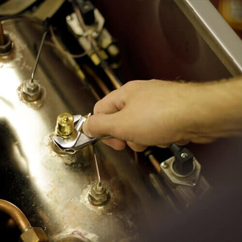 Commercial coffee machine repair and servicing
