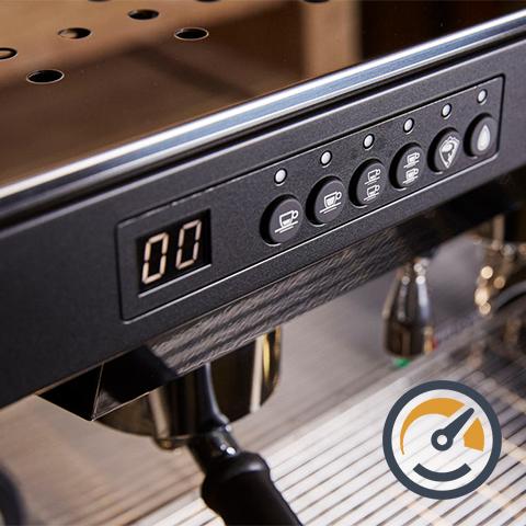 Sanremo zoe vision commercial espresso machine performance